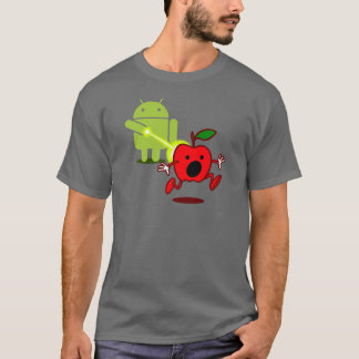 T-shirt Attaque androïde !