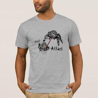 T-shirt Attaque d'araignée !