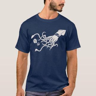 T-shirt Attaque de calmar !