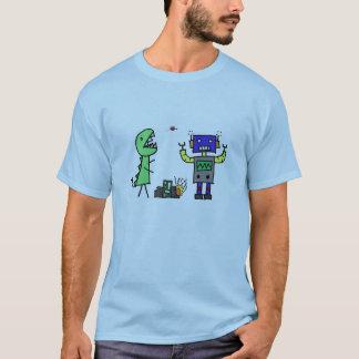 T-shirt Attaque de Dinobot