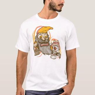 T-shirt Attaque de gnome ! ! !