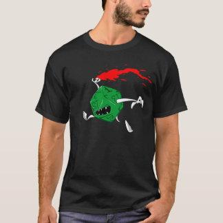 T-shirt Attaque du tueur D20