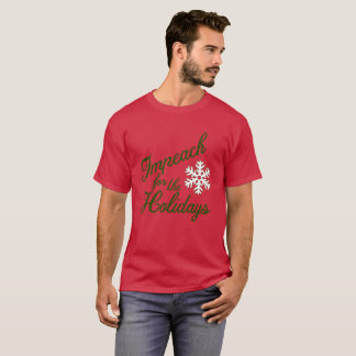 T-shirt Attaquez pour les vacances