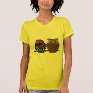 T-shirt Attraction de hibou