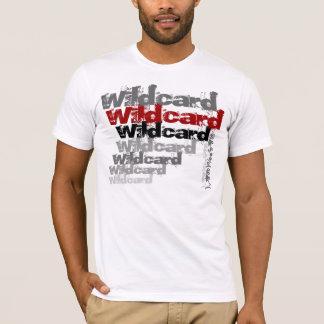T-shirt Au delà de la carte d'invitation