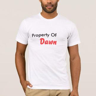 T-shirt Aube