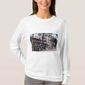 T-shirt Auberge de mission de Glenwood, cru de CA de rive