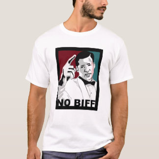 T-shirt aucun coup de poing