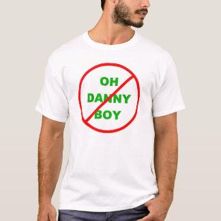 T-shirt Aucun garçon de Danny