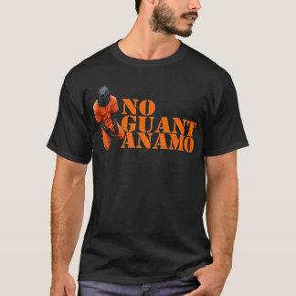 T-shirt Aucun Guantanamo