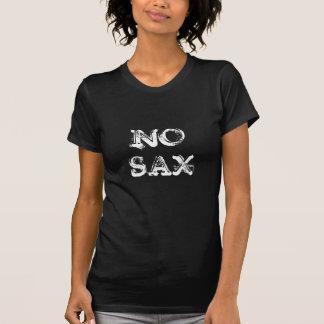 T-shirt Aucun saxo