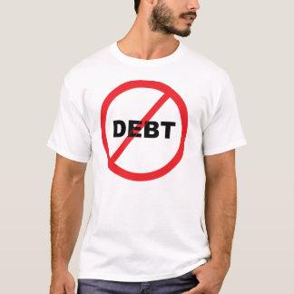 T-shirt Aucune dette