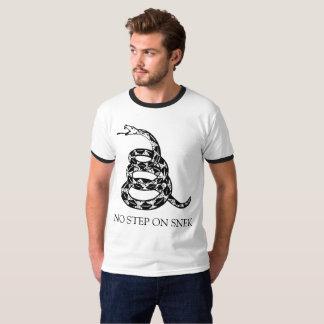 T-shirt Aucune étape sur Snek