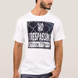 T-shirt Aucune infraction