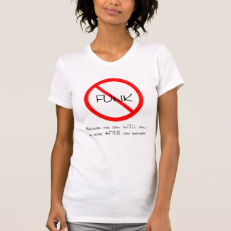 T-shirt Aucune trouille (T-shirt simple)
