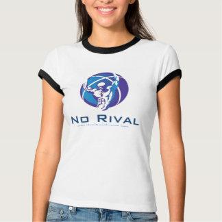"""T-shirt """"Aucune"""" vitesse rivale de fan"""