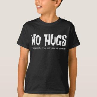 T-shirt Aucunes étreintes - obscurité