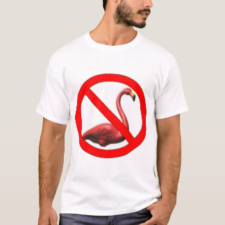 T-shirt Aucuns flamants