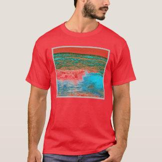 T-shirt audace en avant