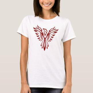 T-shirt Augmentation cramoisie de Phoenix