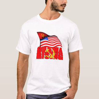 T-shirt Augmentation d'Obama