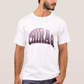 T-shirt Augmentation royale de lettres de Chiraq