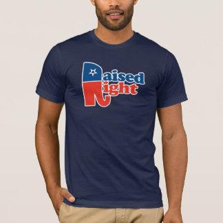T-shirt Augmenté juste