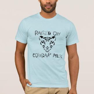 T-shirt Augmenté sur le lait de puma