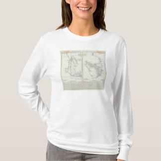 T-shirt Australie occidentale et la Tasmanie