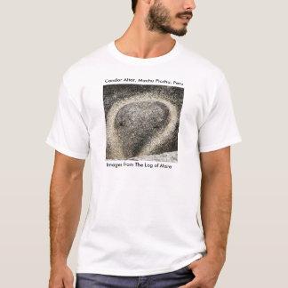 T-shirt Autel de condor, Machu Picchu, Pérou