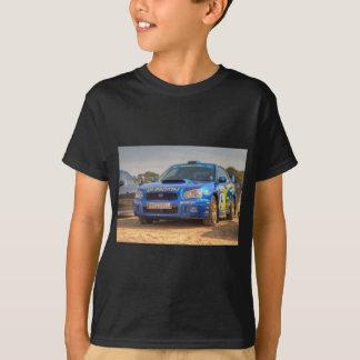 T-shirt Autocollants de STi SWRT de Subaru Impreza