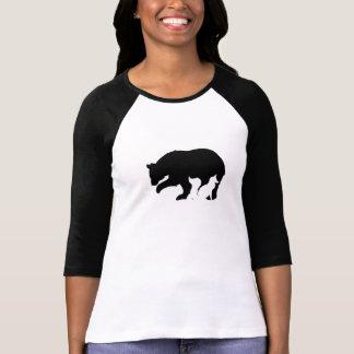 T-shirt Automne et pièce en t de figue