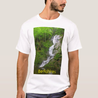T-shirt Automnes de ruisseau de Ross de cascade de