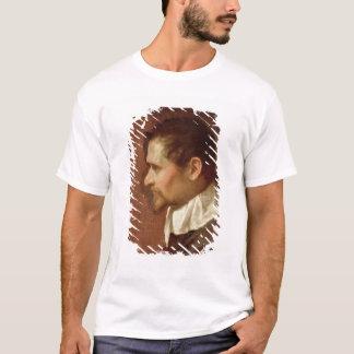 T-shirt Autoportrait dans le profil (huile sur la toile)