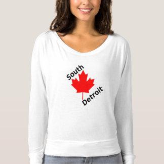 T-shirt Aux sud de Detroit est…