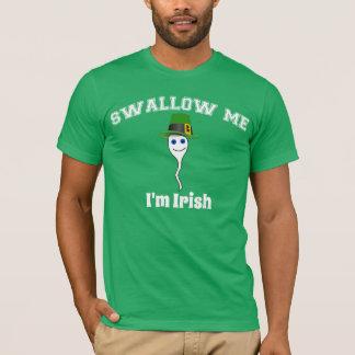 T-shirt Avalez-moi, je suis irlandais