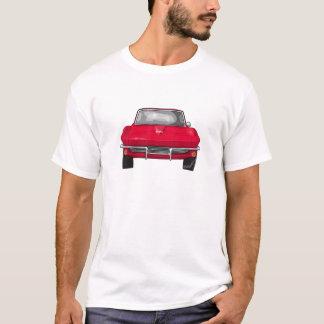 T-shirt Avant 1964 de pastenague de Corvette