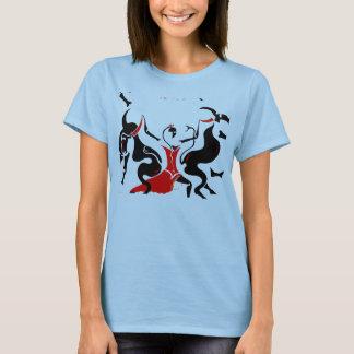 T-shirt avant d'Andalousie