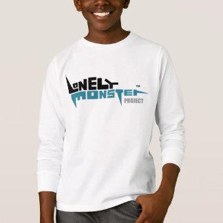 T-shirt Avant noir/turquoise et dos de logo