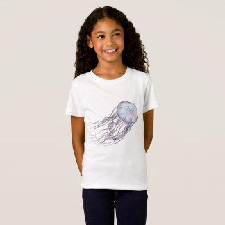 T-shirt avec des méduses