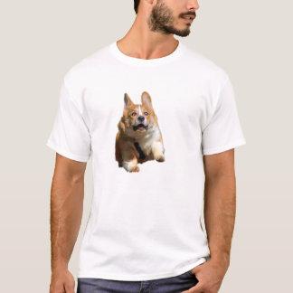T-shirt Aventure de corgi