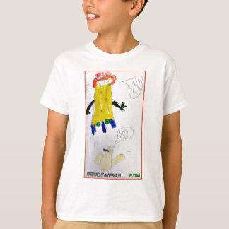 T-shirt Aventure des sous-vêtements 2 de tube