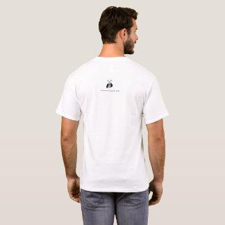 T-shirt Aventures de carlin et de panda