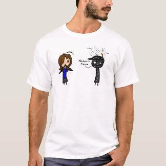 T-shirt Aventures en napalm
