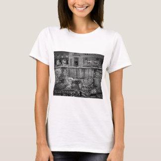 T-shirt Avenue d'excavation septièmes de souterrain et