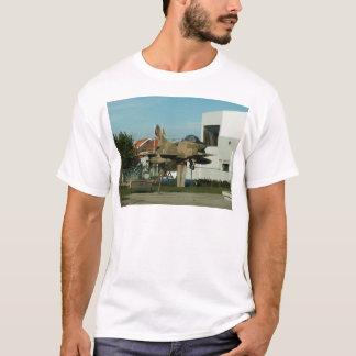 T-shirt Avion de chasse portugais vintage