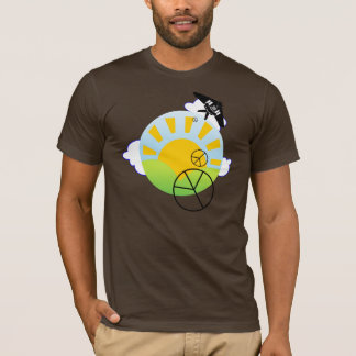 T-shirt Avion de paix