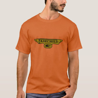 T-shirt Avions de Fairchild