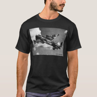 T-shirt Avro-Lancaster