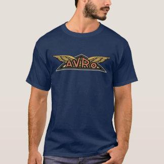 T-shirt Avro s'envole la pièce en t de cru de logo